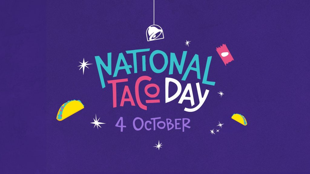 National Taco Day - Taco Bell offers DIY Taco Kit