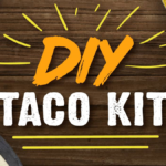 DIY Taco Kit for National Taco Day by Taco Bell