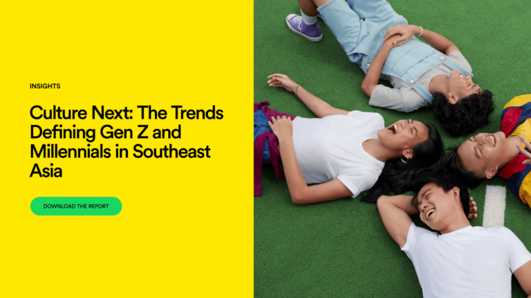 Spotify's First Culture Next Report Shows What Defines the New Generation