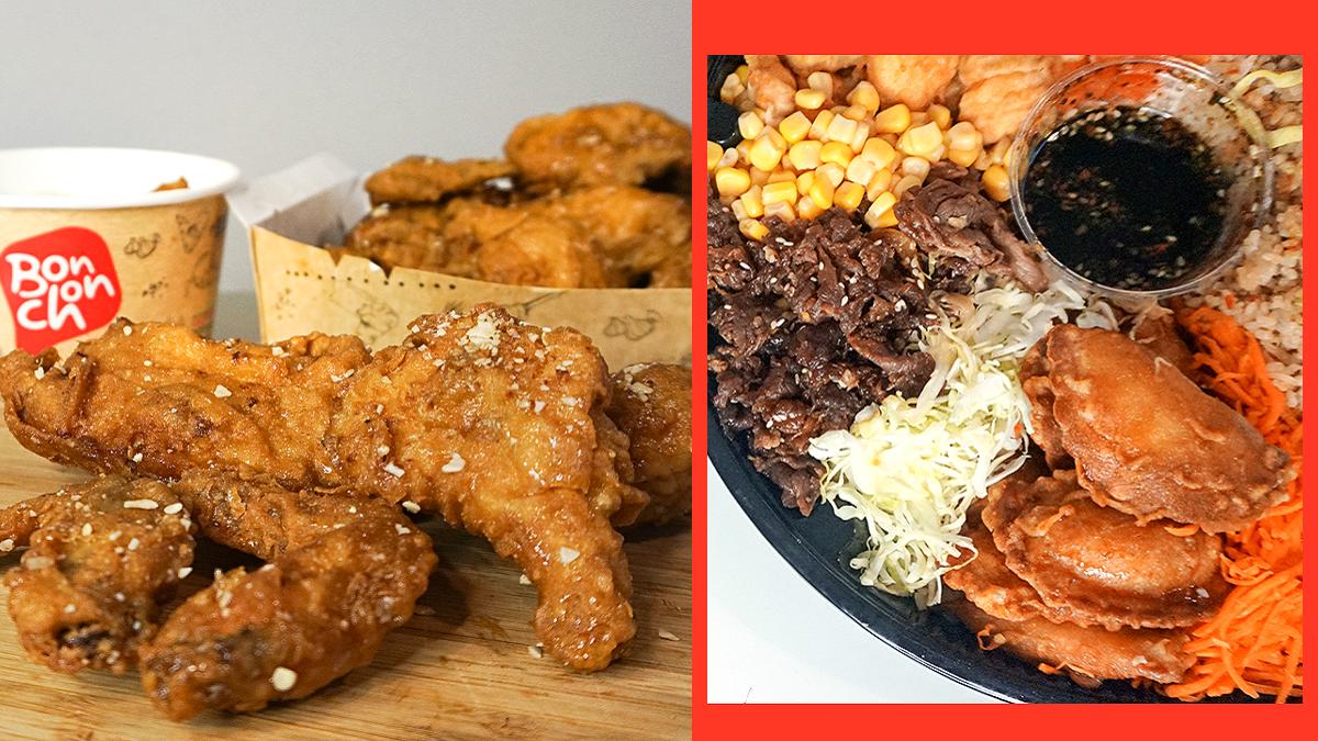 Honey Almond Butter Chicken and Bibimbowl Platters: Bonchon's New K-Style Adventures