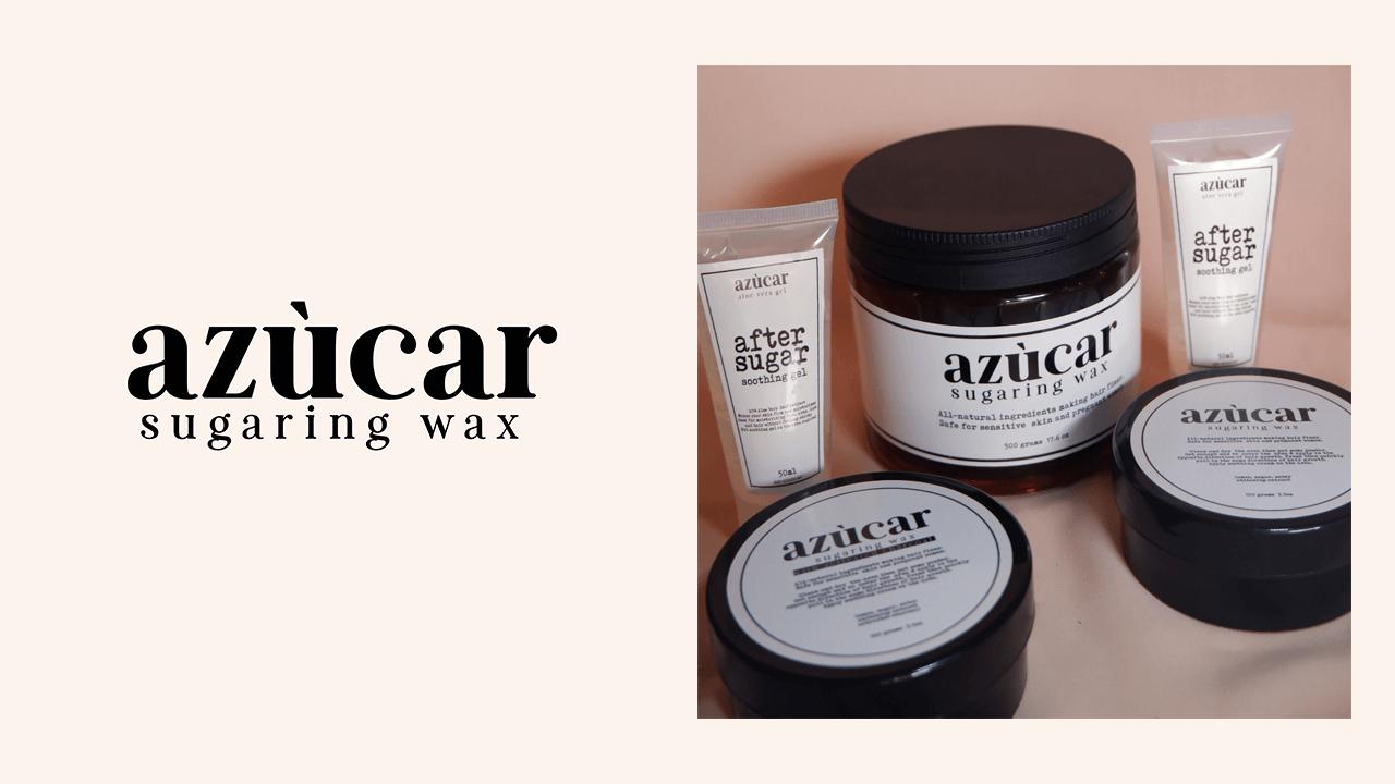 Instagram Finds: DIY Sugar Waxing Kits from Azucar Wax