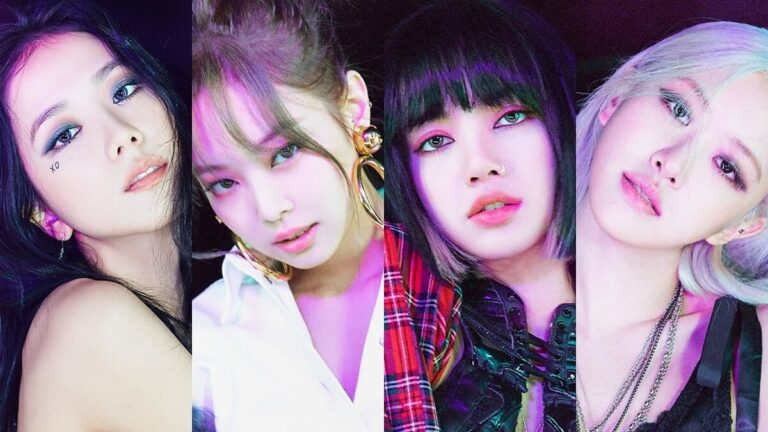BLACKPINK presents The Album with Exclusive Content on Spotify