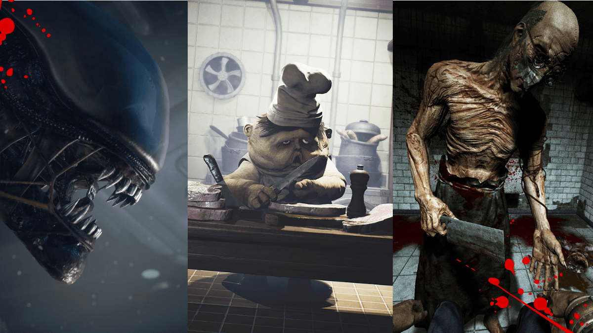 13 of the Scariest Horror PC Games to Play This Halloween