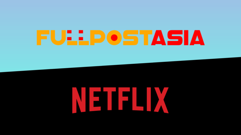 Local Company FullPost Asia Accredited by Netflix to Create & Deliver IMF Packages