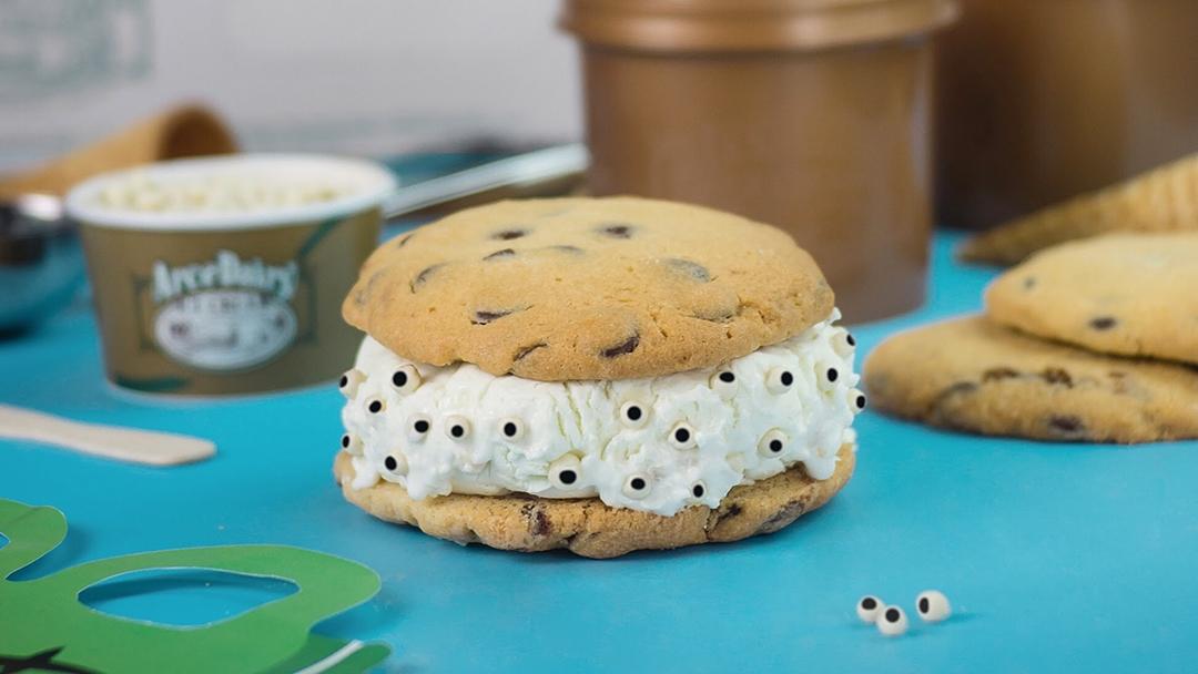 Arce Dairy Serves Trick-Or-Treat Ice Cream Kits For Halloween