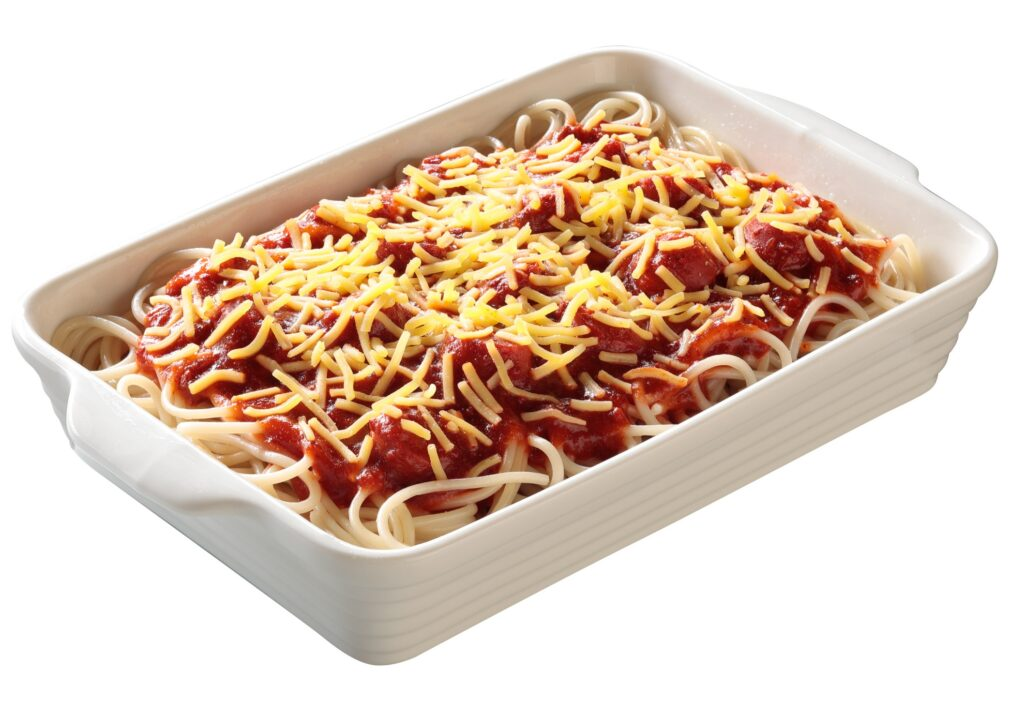 Jolly Spaghetti Family Pan is available for only P200