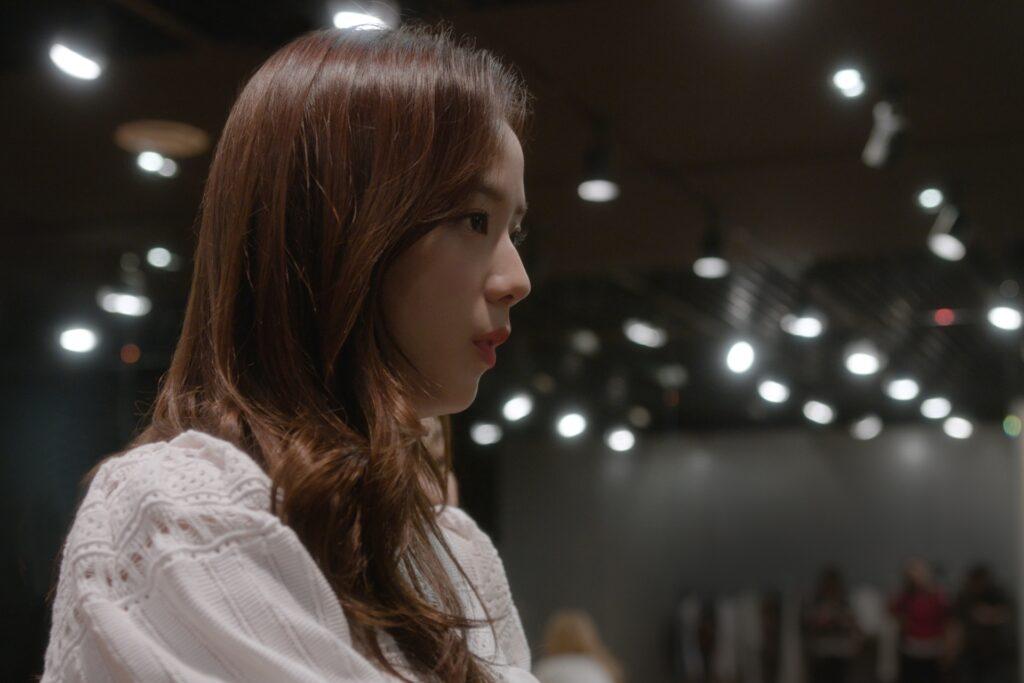 JIsoo in BLACKPINK: Light Up the Sky