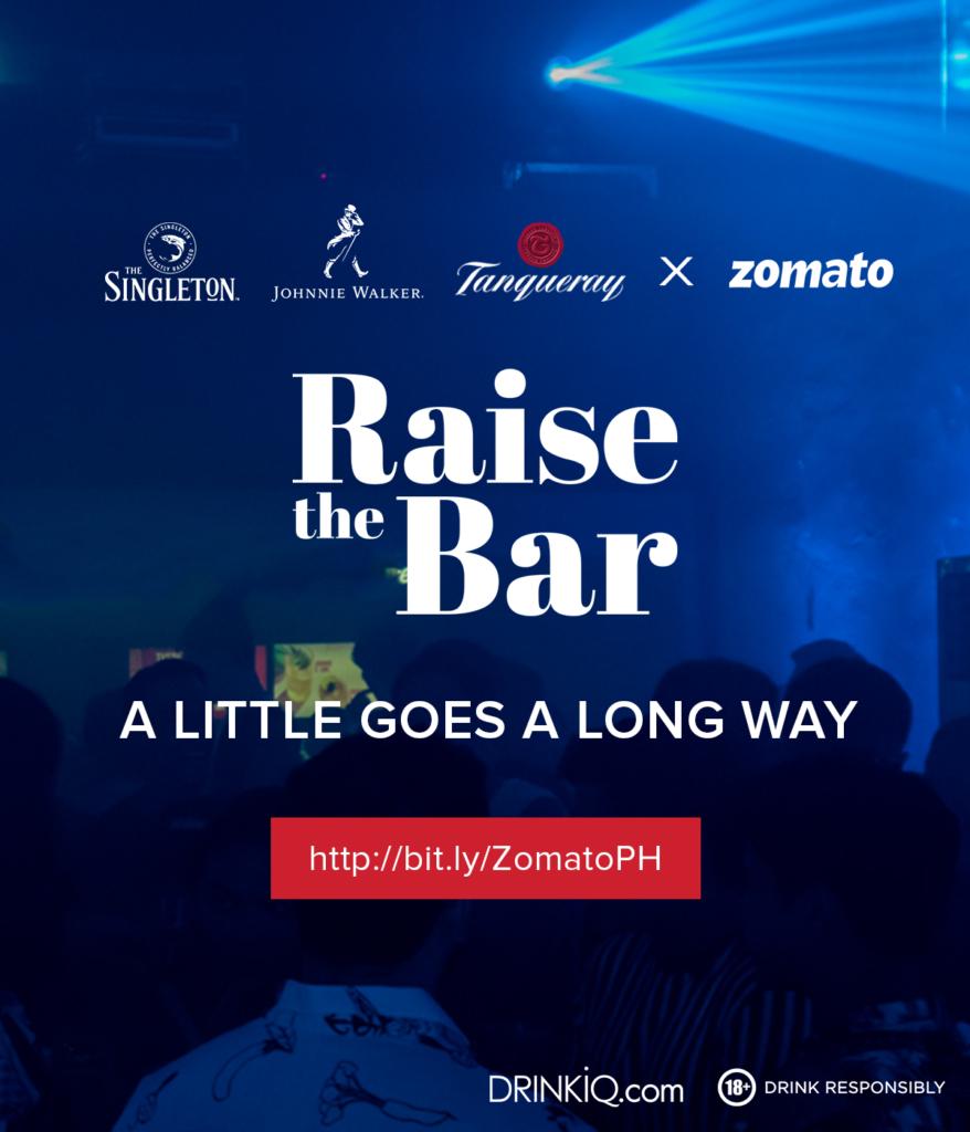 Raise the Bar Diageo