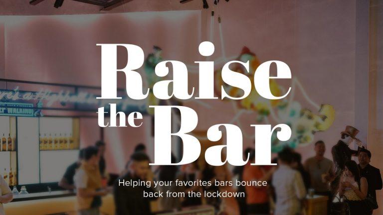 Raise The Bar Diageo Drink Vouchers