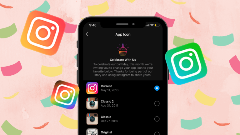 How to Change Instagram Icon for iPhone and Android