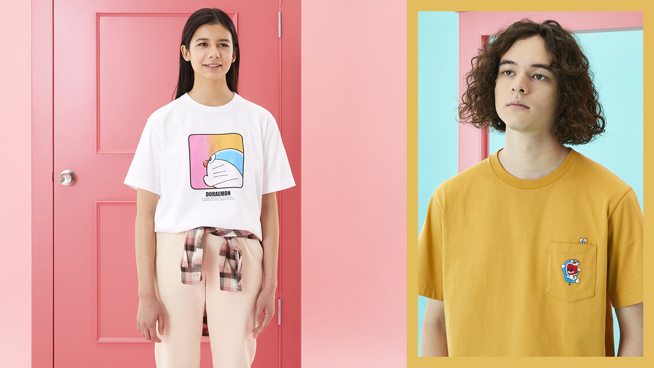 Here are All the Uniqlo x Doraemon Shirts We're Adding To Our Carts Soon!