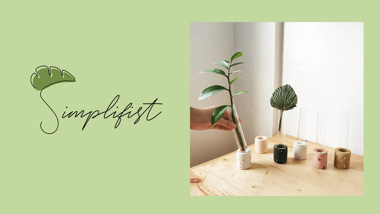 Instagram Finds: #Aesthetic Plant Propagation Vessels from Simplifist
