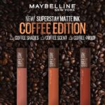 Maybelline Coffee Edition