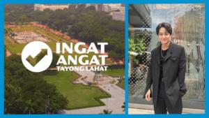 Online News Roundup Ingat Angat and Kim Bum