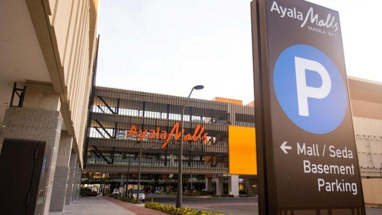 Ayala Malls Manila Bay Intelligent Parking System