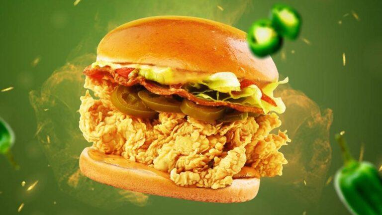 Popeyes Louisiana Kitchen Spicy Chicken