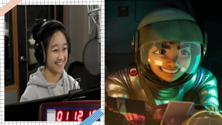 Cathy Ang of Netflix's Over The Moon