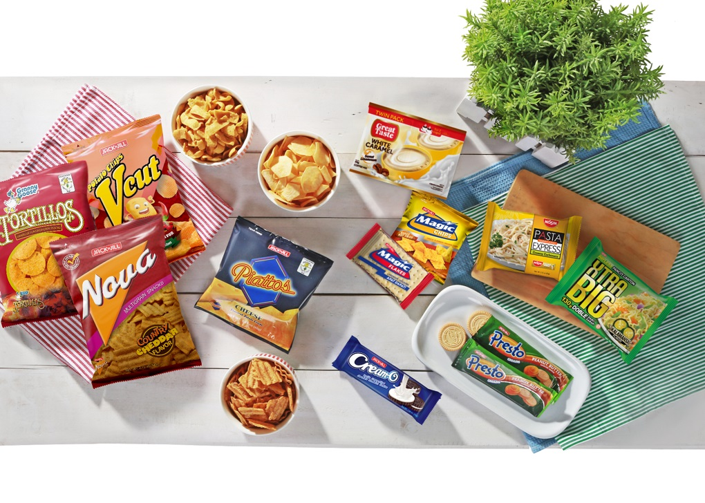 These tasty URC goodies are now available on Zalora