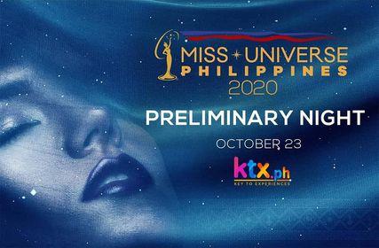Miss Universe Philippines on KTX.PH
