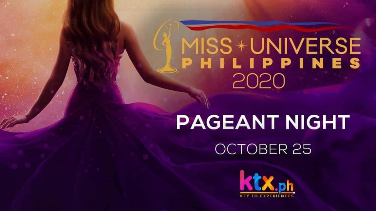 Miss Universe PH 2020 Prelims and Coronation to Stream on KTX.PH This October