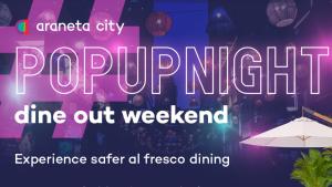 Araneta City Al Fresco Event