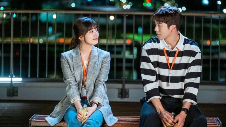Bae Suzy and Nam Joo Hyuk in 'Start-Up'