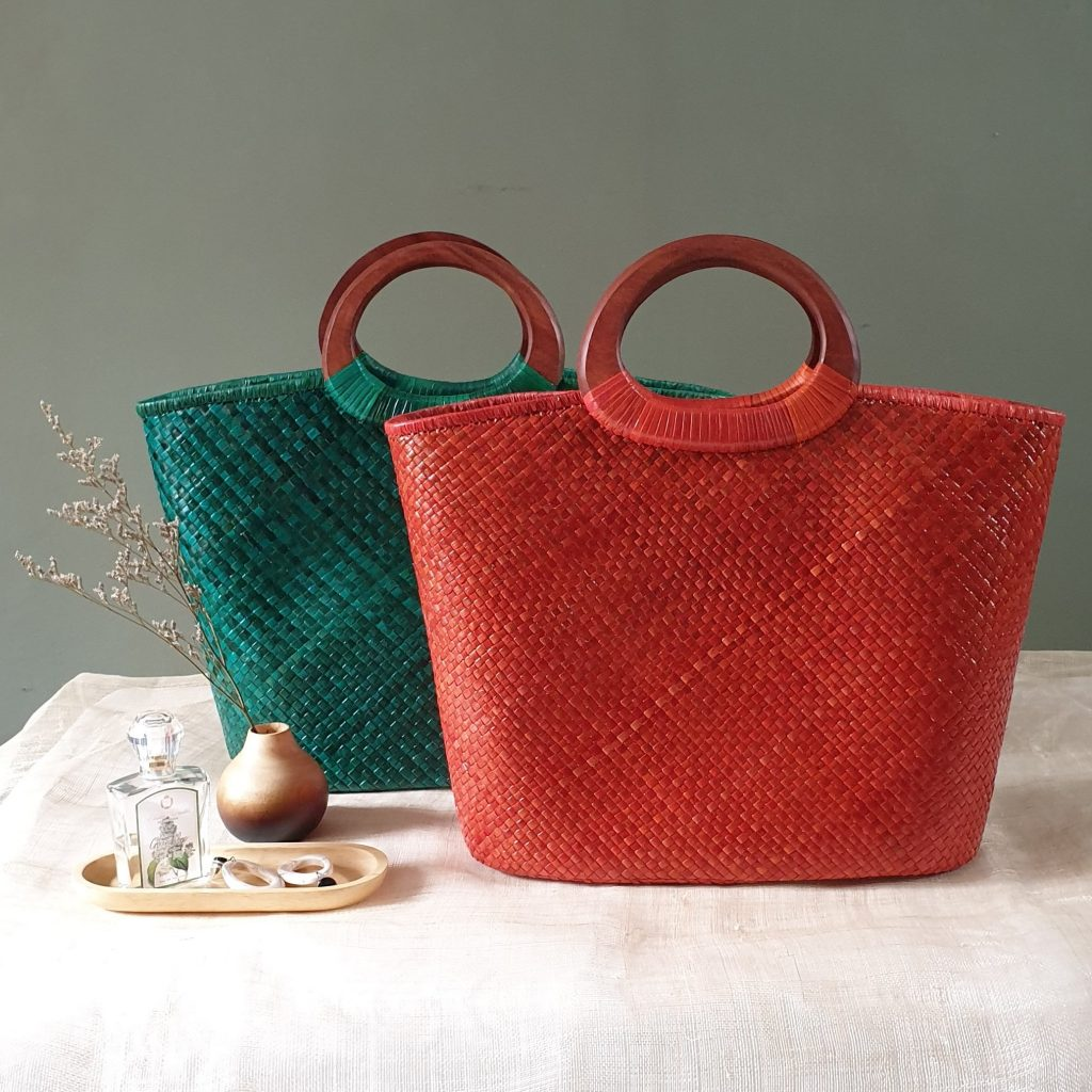 Cecilia from Ibah Bags