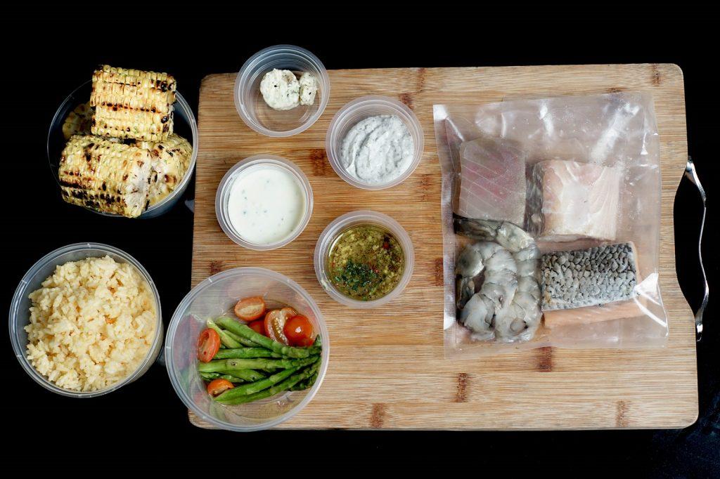 Mixed Seafood Homekit - 22 Prime