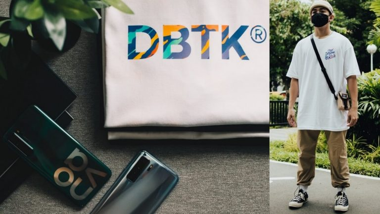 Huawei and DBTK Apparel Collaborated for an Exclusive Streetwear Collection