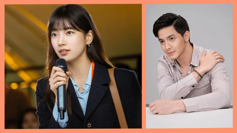 Bae Suzy in Start-Up and Alden Richards