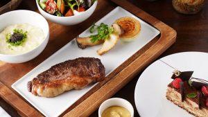 Brasserie on 3 Feast of Flavors - Conrad Manila