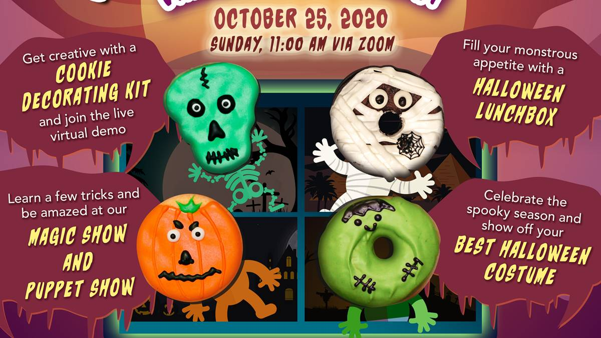 Diamond Hotel Philippines Is Throwing A Virtual Halloween Event