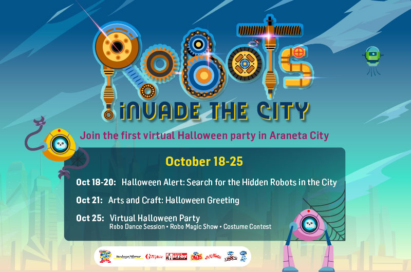 Araneta City Halloween