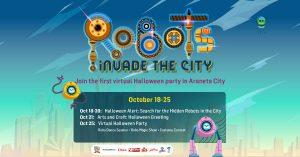 Araneta City Halloween 2020