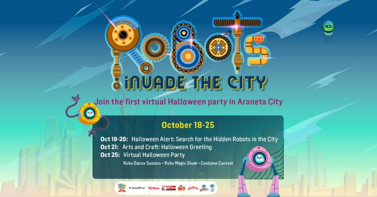 Araneta City Halloween 2020