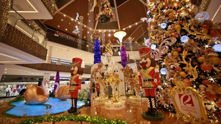 Robinsons Galleria Christmas