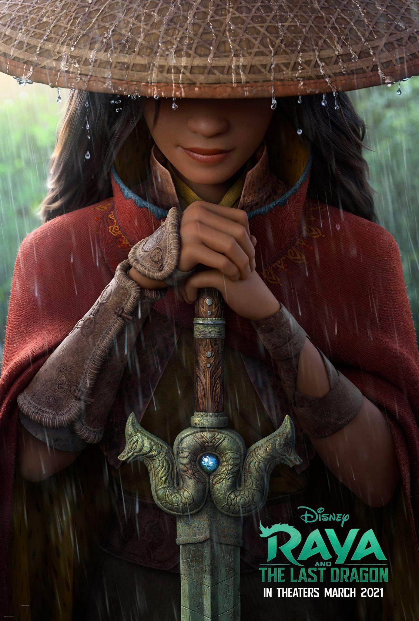Disneys' Raya and the Last Dragon song Gabay sung by KZ Tandingan