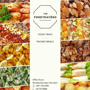 MENU – You may view and download the complete menu through our website : https://foodtray2go.com/