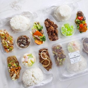 PACKED MEALS