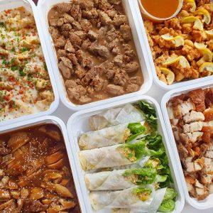 FOOD TRAYS – FULL ORDERS