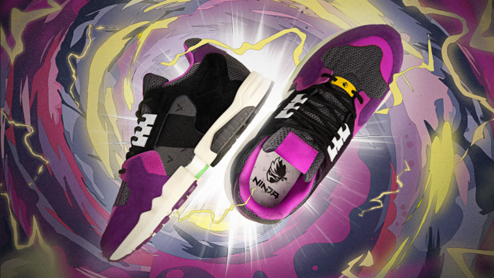 adidas Releases Its New 'Chase the Spark' Collection in Collaboration with Ninja