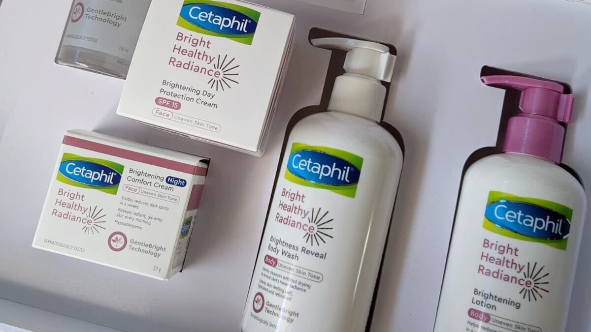 Cetaphil's New Products Offer Gentler Skincare Alternatives