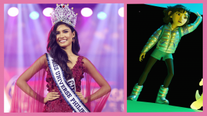 Miss Universe Philippines Rabiya Mateo and Over the Moon