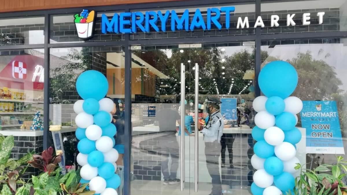 MerryMart Opens Store in Katipunan