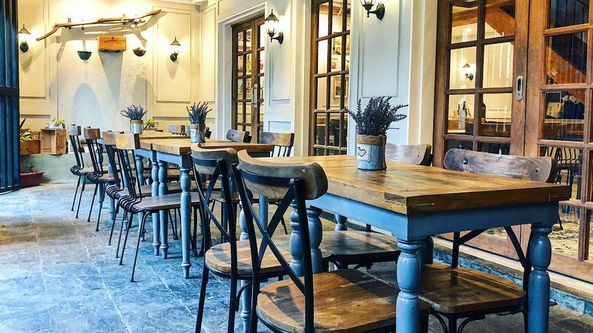 GUIDE: Outdoor Dining and Al Fresco Restaurants in Quezon City