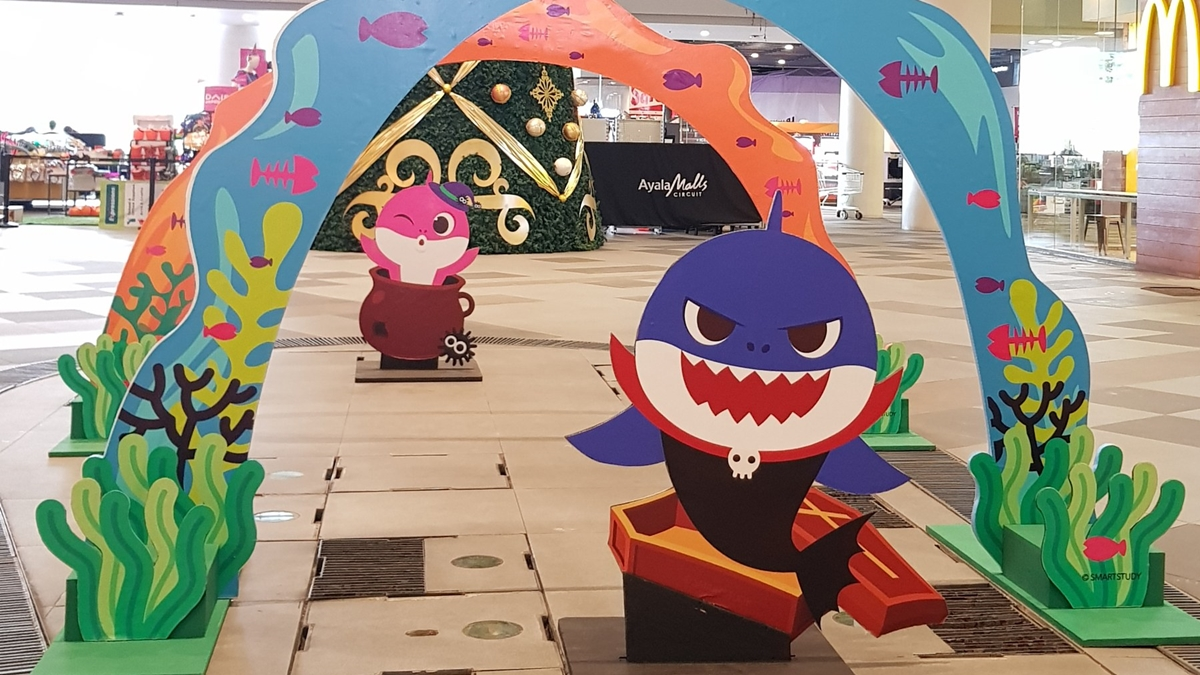 Have a #Sharktacular Halloween This 2020 With Ayala Malls