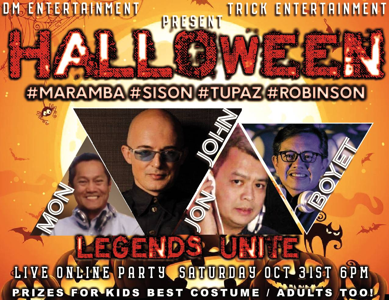 Legendary DJs To Come Together For A Virtual Halloween Party