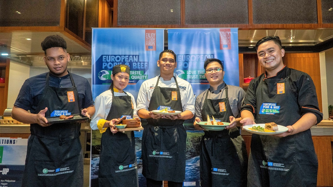 Here are the Winners of the East Meets West Culinary Competition