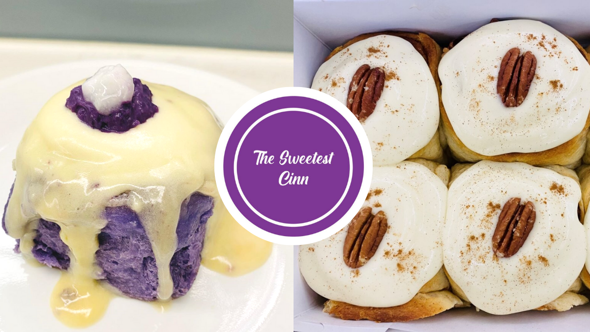 Read more about the article Merchant Spotlight: Cinnamon Rolls of Tempting Flavors From 'The Sweetest Cinn'