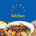 Secret Kitchen Food Delivery - Virtual Food Hall